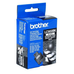 BROTHER - Brother LC900BK Black Siyah Orijinal Mürekkep Kartuş