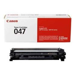 Canon 047 Black Siyah Orjinal Toner Kartuş