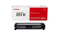 Canon 051H Black Siyah Orjinal Toner Kartuş Yüksek Kapasite