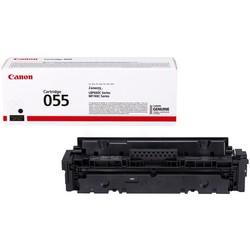 Canon 055BK Black Siyah Orjinal Toner Kartuş