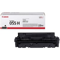 Canon 055HM Magenta Kırmızı Orjinal Toner Kartuş Yüksek Kapasite