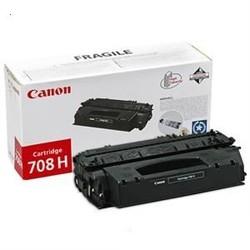 Canon 708H Black Siyah Orjinal Toner Kartuş Yüksek Kapasite