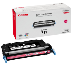Canon 711M Magenta Kırmızı Orjinal Toner Kartuş