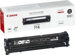 Canon 716BK Black Siyah Orjinal Toner Kartuş