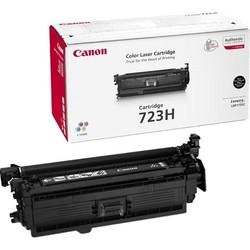 Canon 723BK Black Siyah Orjinal Toner Kartuş