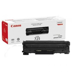 Canon 725 Black Siyah Orjinal Toner Kartuş