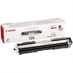 Canon 729BK Black Siyah Orjinal Toner Kartuş