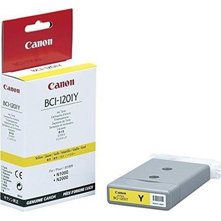 Canon BCI-1201Y Yellow Sarı Orijinal Mürekkep Kartuş