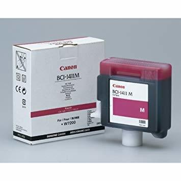 Canon BCI-1411 M Magenta Kırmızı Orijinal Mürekkep Kartuş