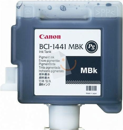 Canon BCI-1411 MBK Mat Black Mat Siyah Orijinal Mürekkep Kartuş