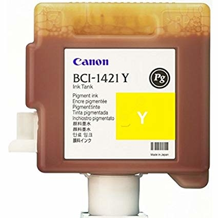 Canon BCI-1421 Y Yellow Sarı Orijinal Mürekkep Kartuş