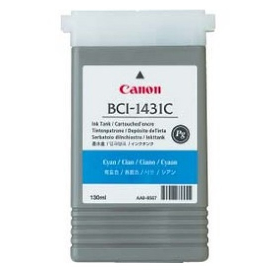 Canon BCI-1431 C Cyan Mavi Orijinal Mürekkep Kartuş