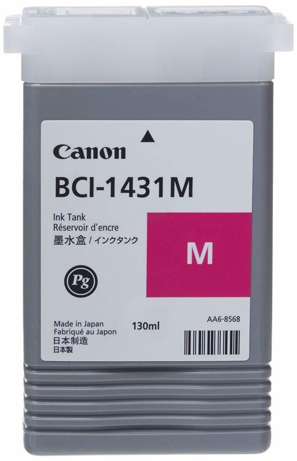Canon BCI-1431 M Magenta Kırmızı Orijinal Mürekkep Kartuş