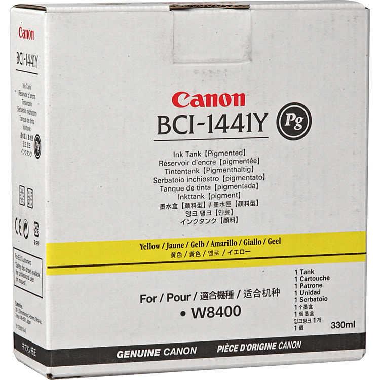 Canon BCI-1441 Y Yellow Sarı Orijinal Mürekkep Kartuş