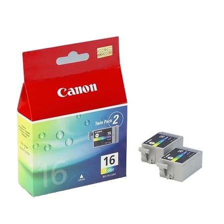 Canon BCI-16C 3 Color 3 Renk Orijinal Mürekkep Kartuş