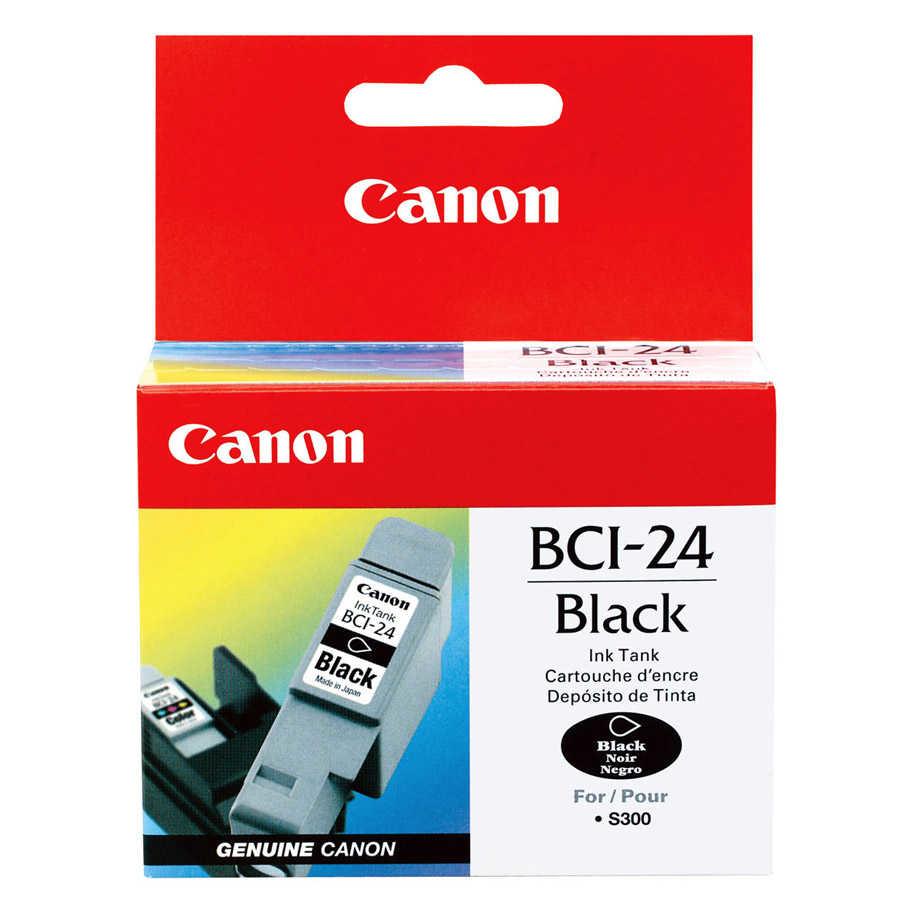 Canon BCI-24BK Black Siyah Orijinal Mürekkep Kartuş