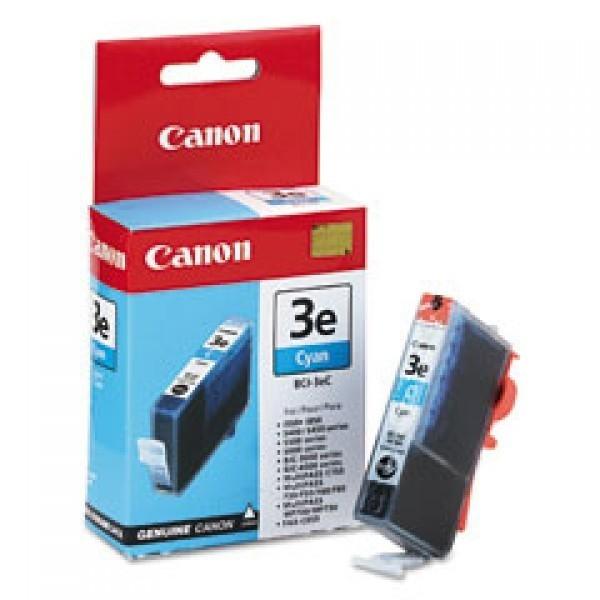 Canon BCI-3EC Cyan Mavi Orijinal Mürekkep Kartuş