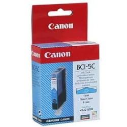Canon BCI-5C Cyan Mavi Orijinal Mürekkep Kartuş
