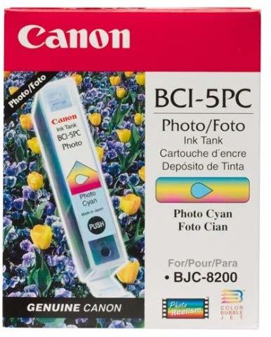 Canon BCI-5PC Photo Cyan Foto Mavi Orijinal Mürekkep Kartuş