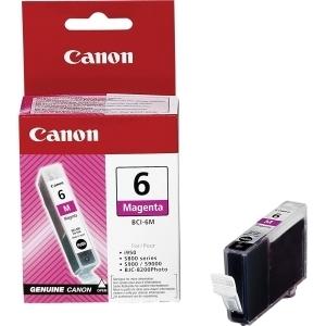 Canon BCI-6M Magenta Kırmızı Orijinal Mürekkep Kartuş