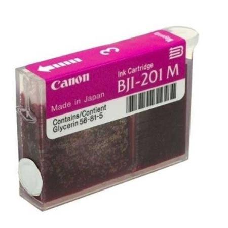 Canon BJI-201M Magenta Kırmızı Orijinal Mürekkep Kartuş
