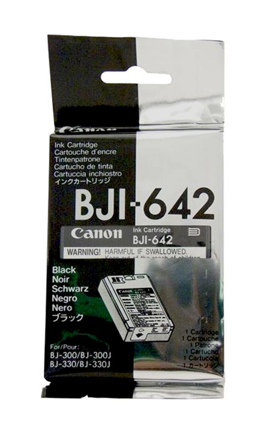 Canon BJI-642 Black Siyah Orijinal Mürekkep Kartuş