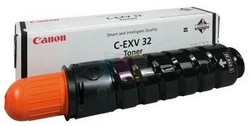 Canon C-EXV32 BK Black Siyah Orjinal Toner Kartuş
