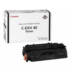 Canon C-EXV40 BK Black Siyah Orjinal Toner Kartuş