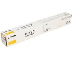 Canon C-EXV54Y Yellow Sarı Orjinal Toner Kartuş
