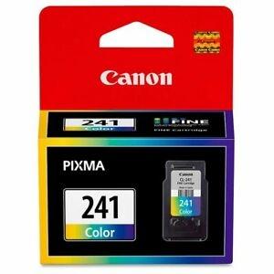 Canon CL-241 3 Color 3 Renk Orijinal Mürekkep Kartuş