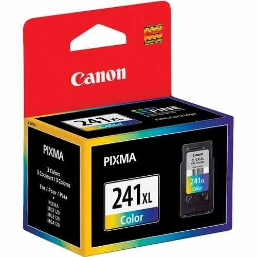 Canon CL-241XL 3 Color 3 Renk Orijinal Mürekkep Kartuş