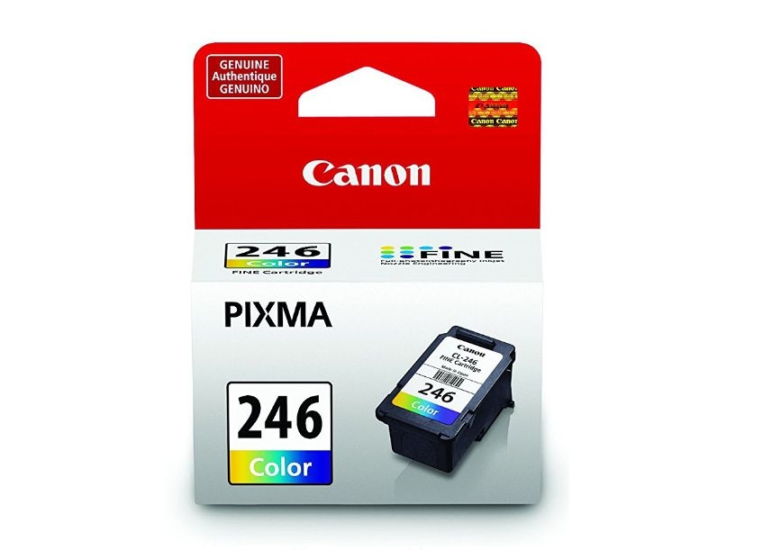 Canon CL-246 3 Color 3 Renk Orijinal Mürekkep Kartuş