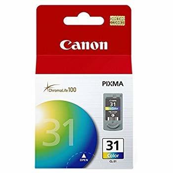Canon CL-31 3 Color 3 Renk Orijinal Mürekkep Kartuş