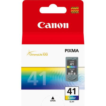 Canon CL-41 3 Color 3 Renk Orijinal Mürekkep Kartuş