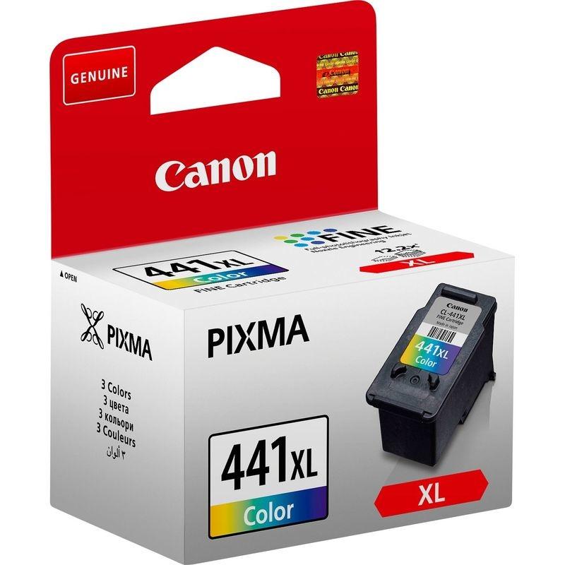 Canon CL-441XL 3 Color 3 Renk Orijinal Mürekkep Kartuş