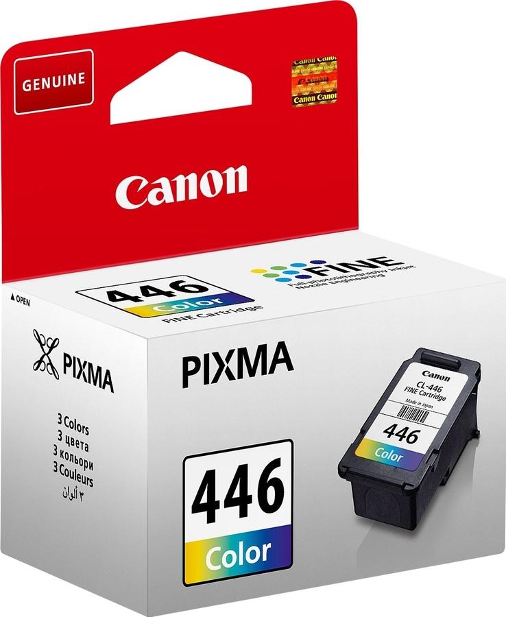 Canon CL-446 3 Color 3 Renk Orijinal Mürekkep Kartuş