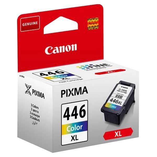 Canon CL-446XL 3 Color 3 Renk Orijinal Mürekkep Kartuş