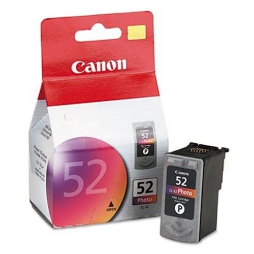 Canon CL-52 3 Color Photo 3 Renk Foto Orijinal Mürekkep Kartuş