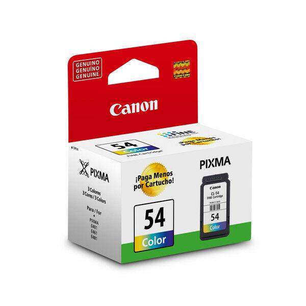 Canon CL-54 3 Color 3 Renk Orijinal Mürekkep Kartuş
