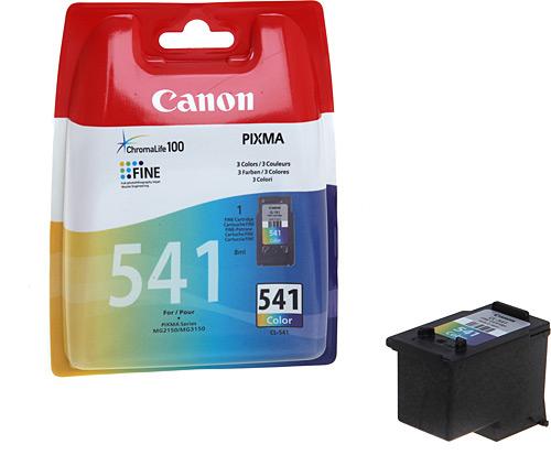 Canon CL-541 3 Color 3 Renk Orijinal Mürekkep Kartuş
