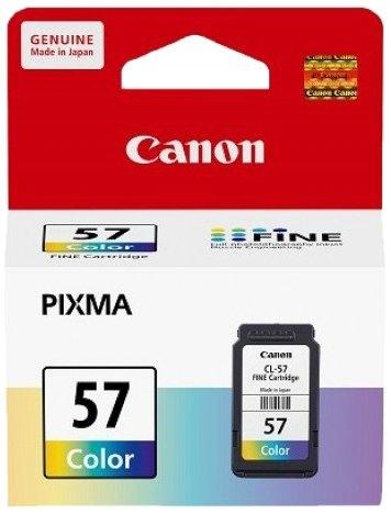 Canon CL-57 3 Color 3 Renk Orijinal Mürekkep Kartuş