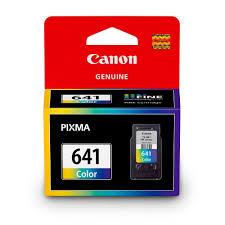 Canon CL-641 3 Color 3 Renk Orijinal Mürekkep Kartuş