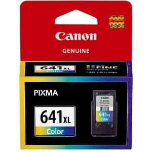 Canon CL-641XL 3 Color 3 Renk Orijinal Mürekkep Kartuş