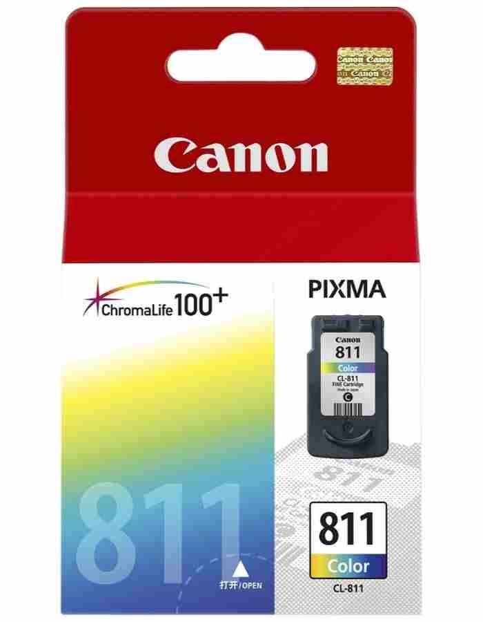 Canon CL-811 3 Color 3 Renk Orijinal Mürekkep Kartuş