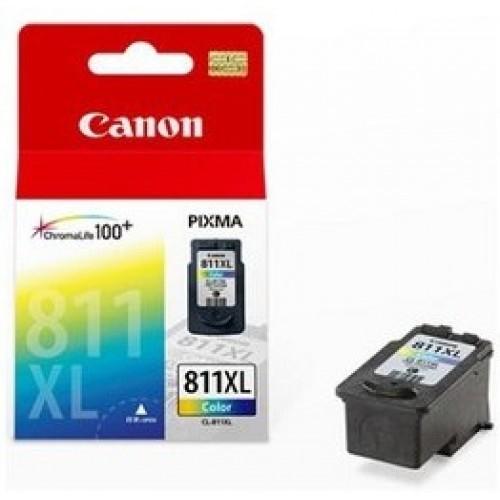 Canon CL-811XL 3 Color 3 Renk Orijinal Mürekkep Kartuş