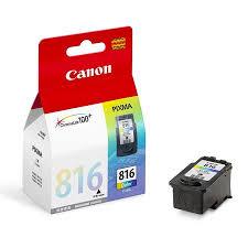 Canon CL-816 3 Color 3 Renk Orijinal Mürekkep Kartuş