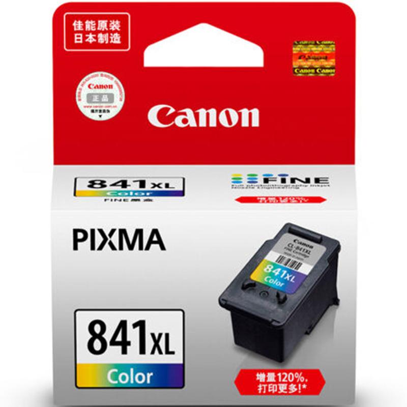 Canon CL-841XL 3 Color 3 Renk Orijinal Mürekkep Kartuş