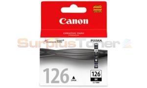 Canon CLI-126 BK Black Siyah Orijinal Mürekkep Kartuş