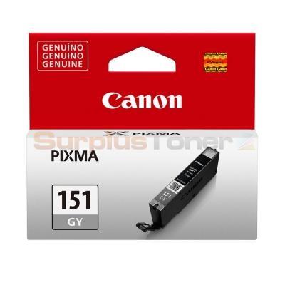 Canon CLI-151 GY Grey Gri Orijinal Mürekkep Kartuş