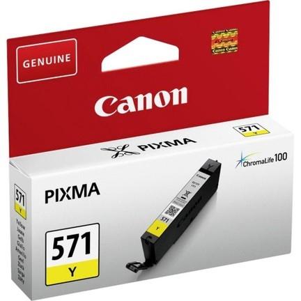 Canon CLI-151 Y Yellow Sarı Orijinal Mürekkep Kartuş